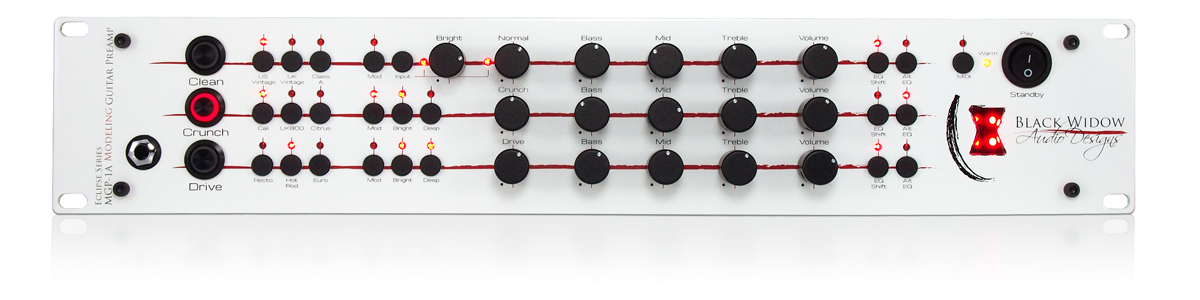 MGP-1A Modeling Guitar Preamp